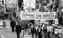miners-strike