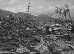 Bomb damage to Okita Iron Works, Hiroshima, Japan_ November 7th, 1945 ___