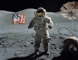 """Moon Landing_ 40 Years Ago, """"One Small Step For Man, One Giant Leap ___"""