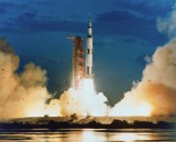 NASA's Gutsy First Launch of the Saturn V