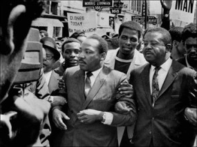 ___ before the 1960 election martin luther king was arrested for a sit
