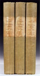 The Tenant of Wildfell Hall - First Edition_ _To represent a bad thing ___(1)