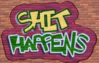 shit happens picture, by niks1351 for_ club wall dd drawing contest ___